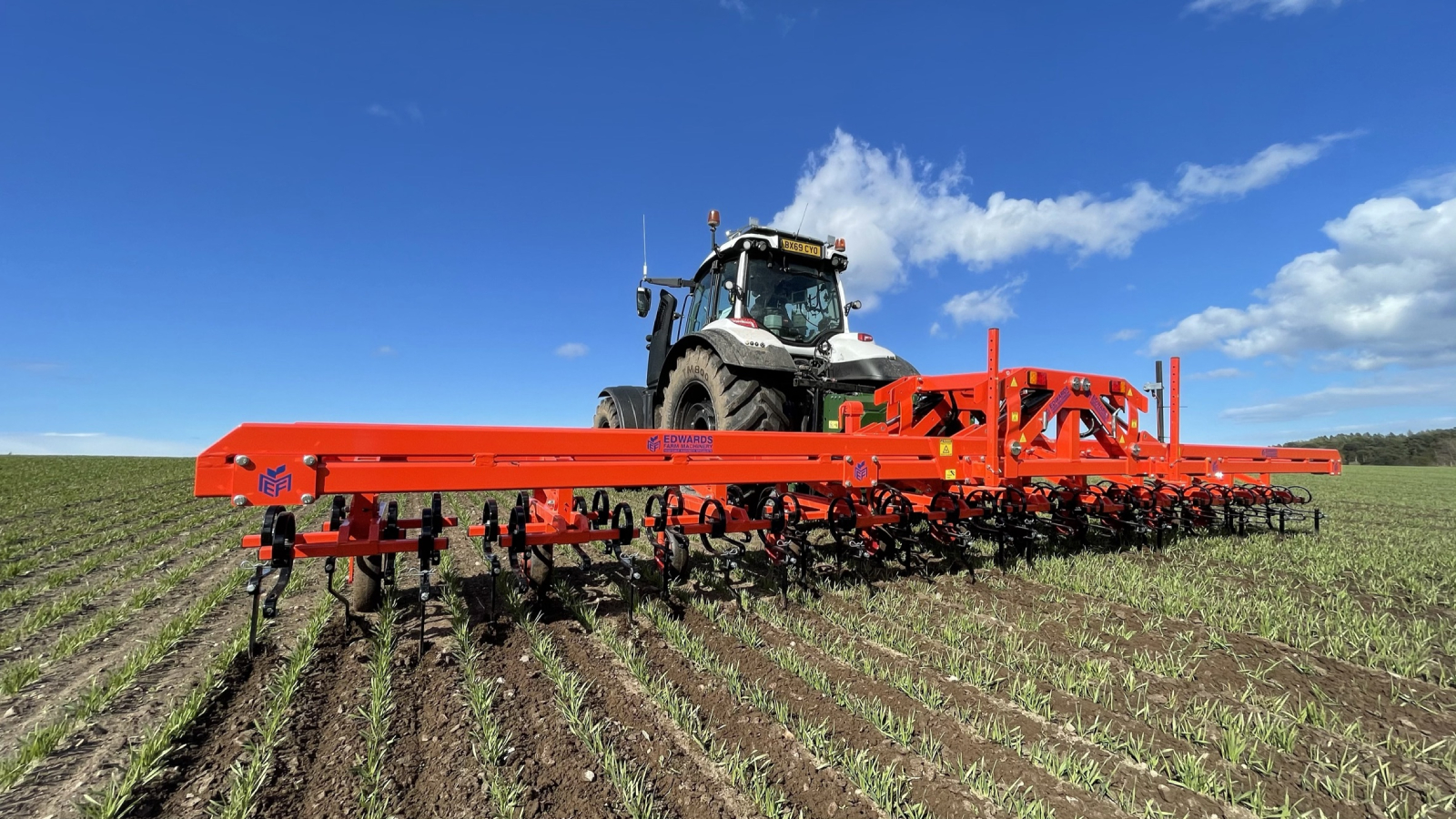 Inter Row Cultivator